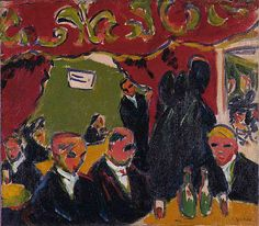 Ernst Ludwig Kirchner - Tavern - Ernst Ludwig Kirchner - Wikimedia Commons