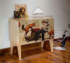 MIO Culture Custom printed home furniture