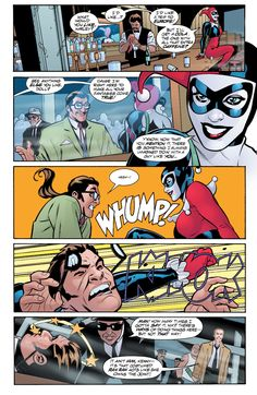 Harley Quinn (2000) Issue #2 - Read Harley Quinn (2000) Issue #2 comic online in high quality