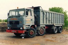 Foden Commercial Vehicle, Derbyshire, Vintage Trucks, Classic Trucks, Cool Trucks, 1980s, Britain, Photographs, Europe