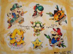 Resultado de imagem para desenhos antigos tattoo