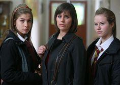 Mikka, Izza & Chloe in Waterloo Road Waterloo Road, School Girl Outfit, Movies And Tv Shows, Documentaries, Movie Tv, Actors, Lush Aesthetic, Image, Chloe