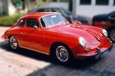 Porsche 356 B Super 90 Hardtop Coupé