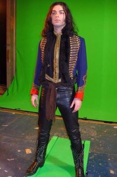 Aidan Turner - Have no idea what this is from, but OMG, just look at those pants and ask yourself how he could breathe!