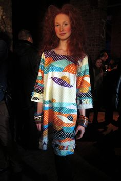 I want this dress more than anything. HvassHannibal for Marimeko. #print #dress #marimeko