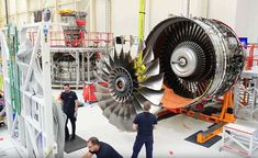 Watch how Rolls-Royce assembles the Trent XWB, the world's most efficient jet engine. It takes more than components perfectly fitted together to build the world's most efficient aero engine, the Trent XWB. See how it is done at our Aerospace Engineering, Civil Engineering, Gas Turbine, Material Science, Aircraft Engine, Jet Engine, Nanotechnology, Rolls Royce, Airplane