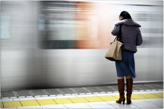 While many of us spend a lot of time getting rid of 'blurry' shots – one of the best ways to add interest to play around with capturing motion blur. Here are 13 places that you might like to start experimenting with capturing motion blur in your photos. 1. Trains The shot of a passenger …