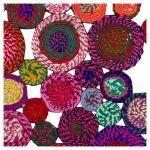 Teppich Bilbao, recyceltes Material, ca. 160 x 230 cm Detailansicht