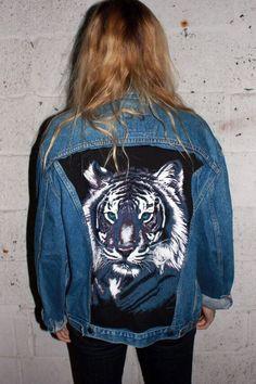 Denim Tiger
