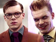 Gotham Joker, Joker And Harley, Jerome Valeska Joker, Cameron Jerome, Jeremiah 3, Jerome Gotham, Dc Comics, Bae, Cameron Monaghan