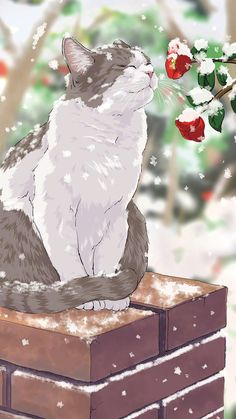 You never know that love could hurt so much. Wronged, betrayed and humiliated, now she only wishes for a life in peace, a life without Charlie. Mandy Song is telling her life… Memes Arte, Japon Illustration, Cat Wallpaper, Cat Drawing, Pretty Art, Art Design, Aesthetic Art, Oeuvre D'art, Animal Drawings