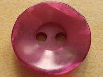 10 KNÖPFE pink weinrot 17mm (2135-3) Blusenknöpfe