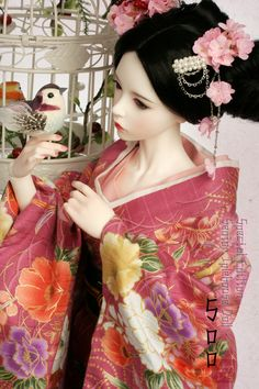 """Ltd. S.I.D (Senior Iplehouse Doll) Doll:  """"Soo-Tokyo Story"""" 