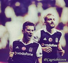 Oğuzhan Özyakup & Caner Erkin . Beşiktaş Football, World, Movies, Movie Posters, Soccer, Futbol, Films, Film Poster, Cinema