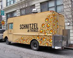 Photos of Fashionable Food Trucks Around the Country - ELLE DECOR