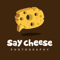 Photography Logos Say Cheese