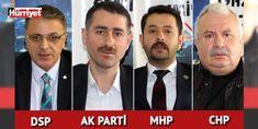 """Akşener'in iddiası Tokatlıları kızdırdı...: Tokat'ta AK Parti, CHP, MHP ve DSP il başkanları, """"Konya ve Tokat'ta silahlı eğitim kampları kuruldu"""" diye açıklama yapan İYİ Parti Genel Başkanı Meral Akşener'e tepki gösterdi."""