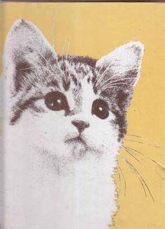 cute kitten art