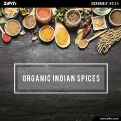 Buy Indian Spices online in USA from Indian grocery store Zifiti.com. Here you get a great deal on the highest qualityIndian spices. Indian Grocery Store, Grocery Deals, Organic, Usa, Stuff To Buy, U.s. States