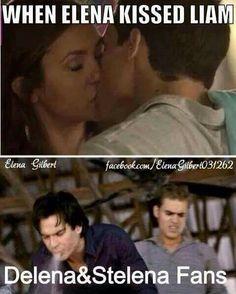 I mean honestly like really Elena??