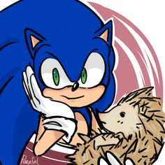 Hedgehogs by panafal on DeviantArt