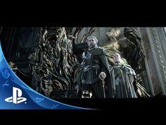 FINAL FANTASY XV - Kingsglaive Trailer | PS4 - YouTube