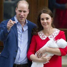 Kate, William et leur 3e enfant : Alexander, prénom du bébé ? Le papa répond...