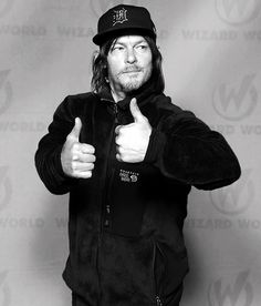 thumbs up to you Norman Reedus