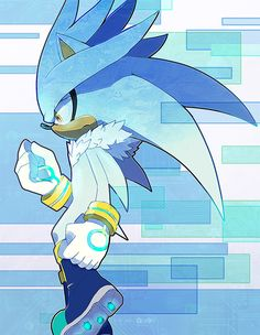 a strong sense of justice by on DeviantArt Hedgehog Art, Cute Hedgehog, Sonic The Hedgehog, Sonic Franchise, Sonic Adventure, Sonic Heroes, Silver The Hedgehog, Sonic And Shadow, Sonic Fan Art
