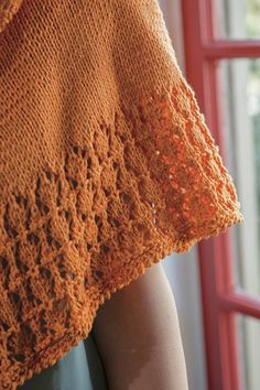 Sitting Pretty Shawlette - Knitting Patterns and Crochet Patterns from KnitPicks.com by Edited by Knit Picks Staff