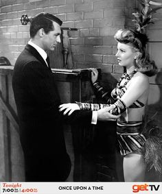 Cary Grant in Once Upon A Time