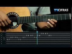 Técnica Para Você Solar Melhor no Violão Brasileiro (aula de violão) - YouTube