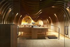 The Cave  #sydney #restaurant #accorcityguide The nearest Accor hotel : Novotel Sydney on Darling Harbour