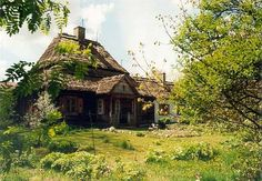 """Dworek """"kasztelanka"""" w Sierpcu 