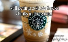 Haha Yea! Im a slave to the frappes ♥