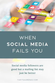 When Social Media Fails You Just Be, Marketing Tools, Facebook Sign Up, Logo Branding, Followers, Fails, Social Media, Good Things, Messages