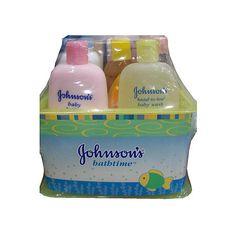 Johnsons Bathtime Essentials Gift Set - Johnson & Johnson - Babies R Us