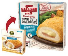 Massive Chicken Recall: 1.7 Million Pounds of Barber Products May Be Contaminated With Salmonella