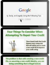 Repair Your Credit Quickly Easily and Legally Using the Following Tips