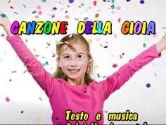 La giostra delle emozioni - canzone per bambini piccoli da ballare con le mosse - YouTube