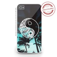 iPhone 4/4S iPhone 5/5S/5C Yin and Yang Abstract by AttitudeCases, £10.99