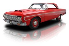 1964 426 Max Wedge Plymouth Belvedere Lightweight, 4-Speed (1 of 14)