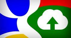Ahora se pueden enviar archivos directamente desde la web hacia GoogleDrive