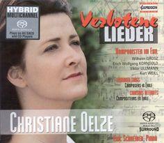 Christiane Oelze - Vocal Recital, Black