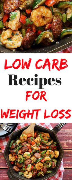 Low carb recipes for weight loss! Perfect for atkins ketogenic and Paleo diets. #LowCarbRecipesForWeightLoss #LowCarbRecipes #LowCarb #LoseWeightFast
