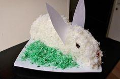 food style, cakes, holiday happi, food idear, favorit recip, bunni cake, easter bunni, holiday treat, easter bunny