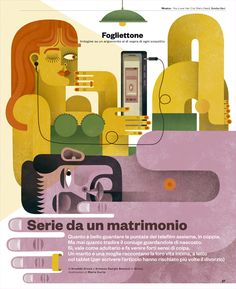 IL magazine 2013/2014 by Maria Corte Maidagan, via Behance