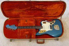 Lake Placid Blue, Fender Jaguar, Guitar Amp, Guitars, Vintage, Instagram, Vintage Comics, Guitar