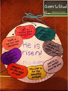 Easter Craft - Make and Easter egg out of a paper plate that opens to reveal a cross! Description from pinterest.com. I searched for this on bing.com/images