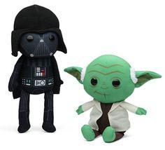 Star Wars rag doll plush toys